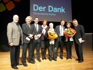 Preisverleihung Ehrenamt Kultur in Bonn
