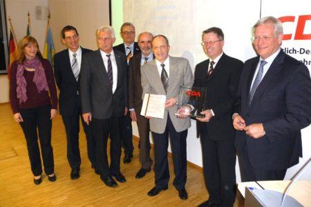 CDA Arbeitnehmerpreisverleihung in Freudenberg