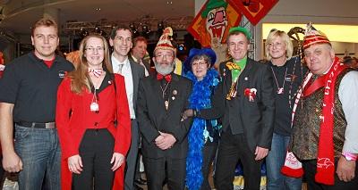 Närrischer Landtag NRW – Besuch auch aus dem Siegerland