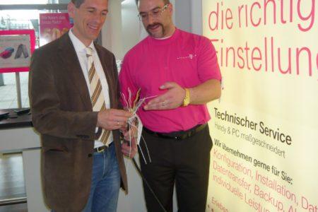 Jens Kamieth mahnt kurzgedachte DSL-Lösungen an