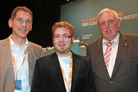 Landesparteitag in Krefeld mit Neuwahlen