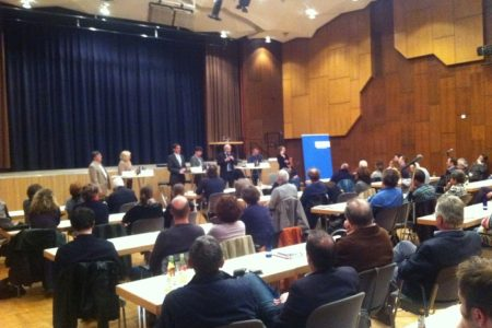 Podiumsdiskussion zur Schulischen Inklusion ein großer Erfolg