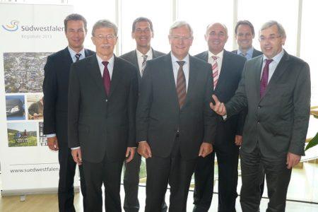 Südwestfälische Abgeordnete stellen gemeinsamen Antrag