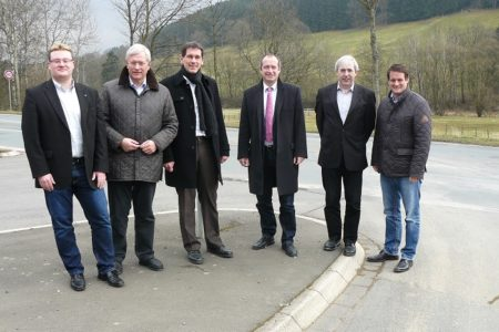 Oliver Wittke MdB besucht Hilchenbach