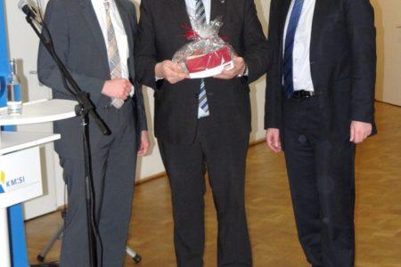 Karl-Josef Laumann beim Jahresempfang der Siegener CDU