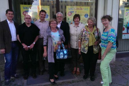 FKJ- Arbeitskreis besucht Berlin