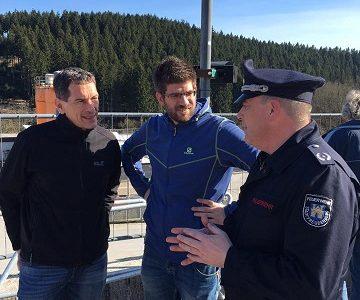 Freudenberger Jugendfeuerwehr probte Ernstfall