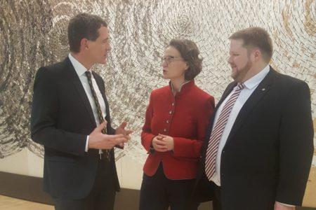 """CDU-MdL Jens Kamieth und Heinrich Frieling begrüßen Entscheidung über weitere Förderung der Beratungsstelle """"Tamar"""""""