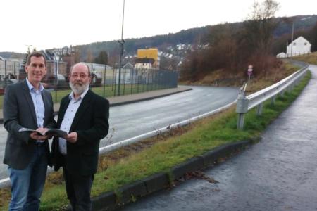 Siegen profitiert von Landesstraßenplanungsprogramm
