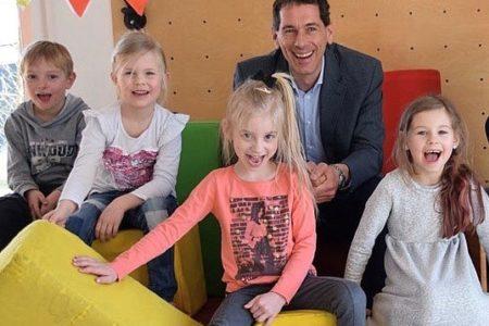 Die Reform des Kinderbildungsgesetzes mit Herrn Minister Dr. Joachim Stamp in Siegen