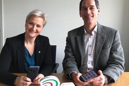 Neue Smartphones für die Polizei in Siegen-Wittgenstein