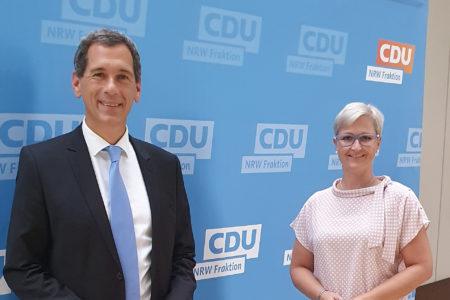 Hendrik Wüst soll Nachfolger von Armin Laschet werden